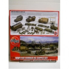Airfix 1:72 WWII RAF bomber re-supply set