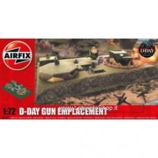 Airfix 1:72 WWII Gun Emplacement