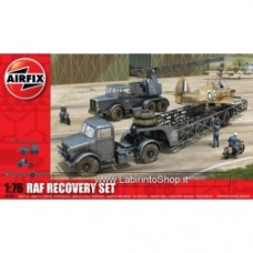 Airfix 1:76 Raf Recovery Set