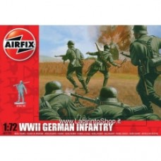 Airfix 1:72 WWII German Infantry