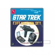 AMT STAR TREK Esploration Set Plastic Model Kit