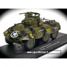EAGLEMOSS 1/43 WWII Ford M20 Armored Utily Car (1944)