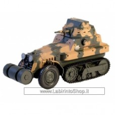 EAGLEMOSS 1/43 WWII AMC Schneider P16 (M26) (1940)