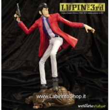 Infinite Statue LUPIN THE 3RD