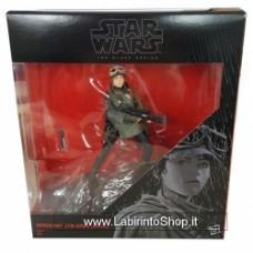 Star Wars Rogue One Black Series Action Figure Jyn Erso 2016 Exclusive