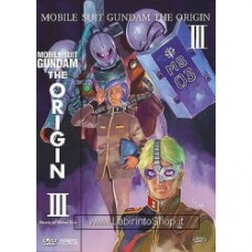 Mobile Suit Gundam - The Origin III - Dawn Of Rebellion Blu-ray