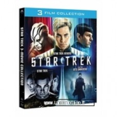 Star Trek 3 Film Collection (3 Blu-Ray Disc)