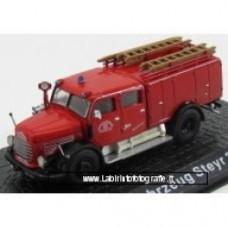380 LOSCHFAHRZEUG TANKER TRUCK FIRE ENGINE 1951