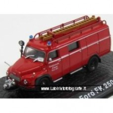 LF8 FORD FK 2500 TRUCK FIRE ENGINE 1955