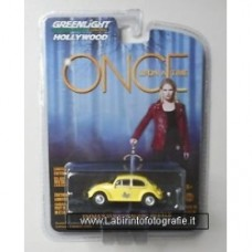 Emma's Volkswagen Beetle Yellow * Once Upon A Time * Greenlight
