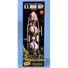 SPACE KIT: LINDBERG PRE-APOLLO US MOON SHIP