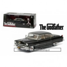 Greenlight The Godfather 1955 Cadillac Fleetwood Series 60 1:43 Black