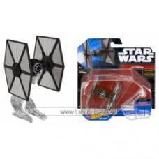 Star Wars Hot Wheels Tie Fighter New