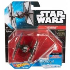 Star Wars Hot Wheels Tie Fighter Red Stripe