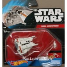 Star Wars Hot Wheels Rebel snowspeeder