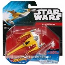 Hot Wheels Star Wars Naboo N-1 Starfighter Starship