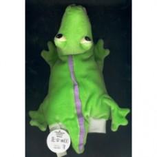 marionette da mano coccodrillo