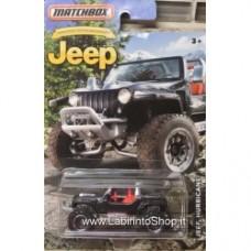 Matchbox - Jeep Grand Cherokee: Jeep Anniversary Hurricane
