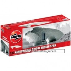 Airfix Narrow Road Bridge - Broken Span