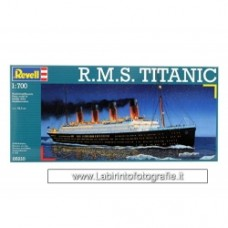Revell 1/700 RMS Titanic Plastic Model Kit