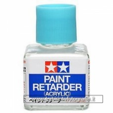 Tamiya 87114 Paint Retarder (Acrylic) - 40ml