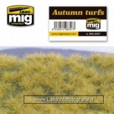 Mig Autumn Turfs