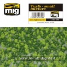 Mig Turfs Small Mixture