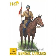 Hat 1/72 Bengal Lanciere Plastic WWI