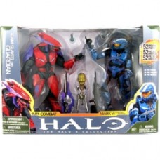 halo team slayer guardian and scout box set case