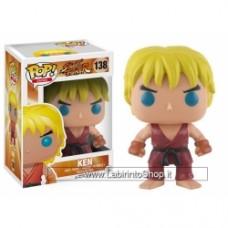 Pop! Games: Street Fighter - Ken