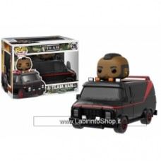Pop! TV: The A-Team - Van with B.A. Baracus