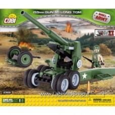 155 mm Gun M1 Long Tom