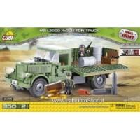 MB L3000 4x2 3.1 Ton Truck