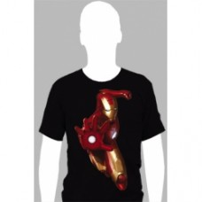 iron man t-shirt taglia XL
