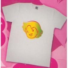 heidi maglietta bianca donna