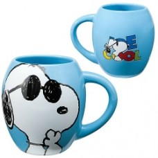 peanuts snoopy mug joe cool