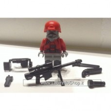 Agente Speciale Red Fist lego