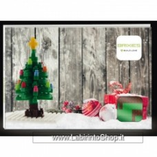 Build a Postcard Christman Tree