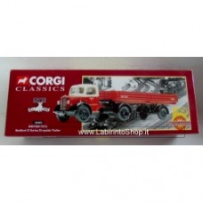 Corgi Classic 18403 British Rail Bedford O Series Dropside Trailer