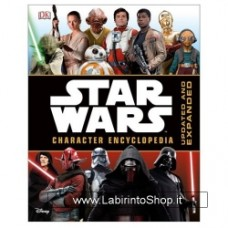Star Wars Character Encyclopedia Updated and Expanded Hardcover Book