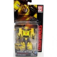 BUMBLEBEE Transformers Titans Return Legends Generations Action Figure
