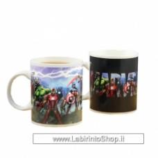 Mug Marvel Avengers: Heat Change Mug