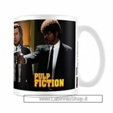 Pulp Fiction Guns Ceramic Mug
