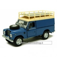 Land Rover Serie III 109 1/43 Diecast Model