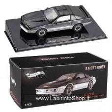 Mattel Knight Rider - Knight Automated Roving Robot Hot Wheels Elite 1:43 Scale