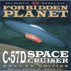 Polar Lights 1/144 Forbidden Planet C-57D Spacecruiser
