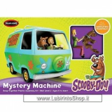 Polar Lights Scooby Doo Mystery Machine with 2 figures