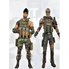 Army of Two The 40th Day Actionfiguren Set 18cm(2)  Army of Two The 40th Day Actionfiguren Set 18cm(2)