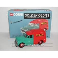 CORGI GOLDEN OLDIES MORRIS 1000 VAN SHELL 1/43