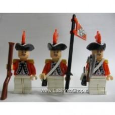 English 1 Officer 2 Infantry set 2